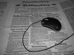 Digitale Quellenarchive zum 1. Weltkrieg
