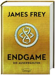 """Freys neuster Roman """"Endgame"""" Foto: Oetinger Verlagsgruppe"""