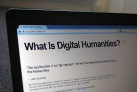 Schwierige Frage: What is Digital Humanities? CC-BY-NC-SA 4.0 Linda Englisch