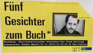 Stefan Mesch zu Gast in Essen. Bild: CC BY-SA 4.0 Janna Reichmann