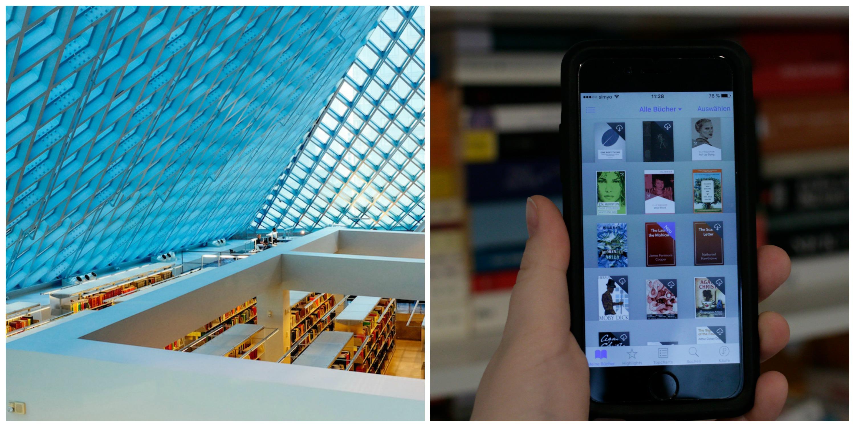 Bücher online ausleihen: Onleihe, readfy & Co. Bild: CC-BY-SA 4.0 Lisa-Marie Reingruber