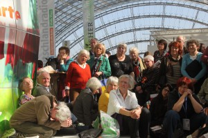 Vom 17. - 20. März findet die Leipziger Buchmesse 2016 statt