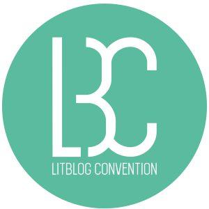 Das Logo der LitBlog Convention.