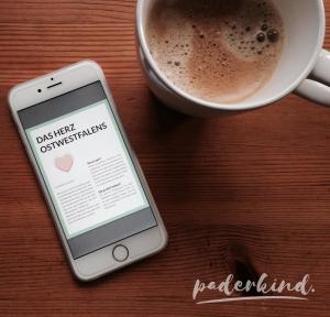 Online-Magazin Paderkind