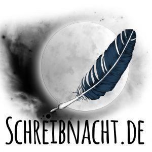 Seit August 2013 findet das Online-Event statt, diese Woche gab es die 38. Auflage. Bild: © Schreibnacht.de, http://jennifer-jaeger.com/wp-content/uploads/2015/05/quadratischschreibnachtlogo051.jpg