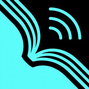 Für die Welt der digitalen Bücher: das Logo der App Croatia reads