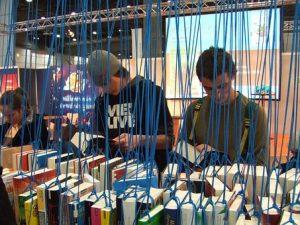 Vom 23. bis 26. März schlägt das Literaturherz angesichts der riesigen Bücherwelten der Leipziger Buchmesse wieder höher.