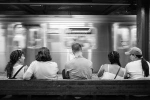 In der Subway Library gibt es für alle U-Bahn Nutzer kostenlose E-Books.