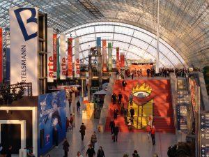Vom 21. März 2019 – 24. März 2019 konnten Bücherfans die Hallen der Leipziger Buchmesse durchstöbern.