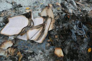 Der Online-Atlas ermöglicht es, sich den »Verbrannnten Orten« zu nähern.
