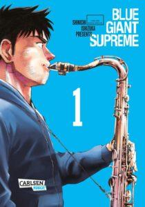 Band 1 von Blue Giant Supreme